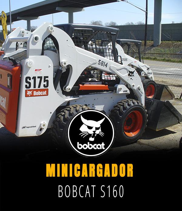 Minicargador Bobcat S 175
